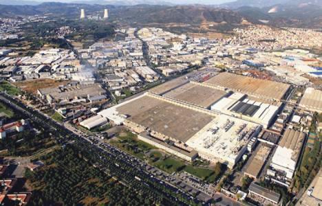 Demirtaş OSB'nin santrali