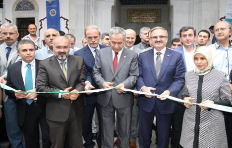 Bursa Muradiye Camii ibadete açıldı!