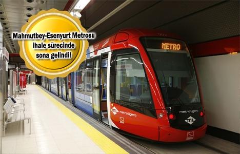 İBB, 5 metro hattının yapım ihalelerini tamamladı!
