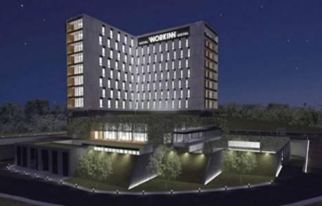 Workinn Hotel, sanayi