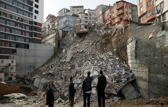 Kağıthane'de hasarlı 24