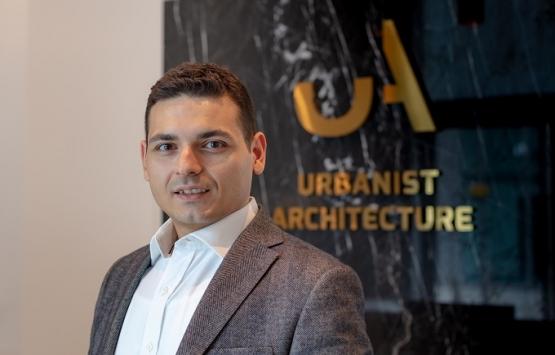Türk mimar Ufuk Bahar'dan Londra'da sanal gerçeklik devrimi!