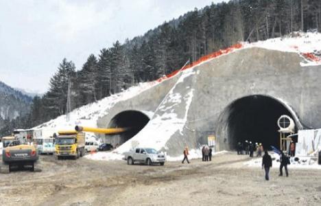 Ilgaz Dağı Tüneli