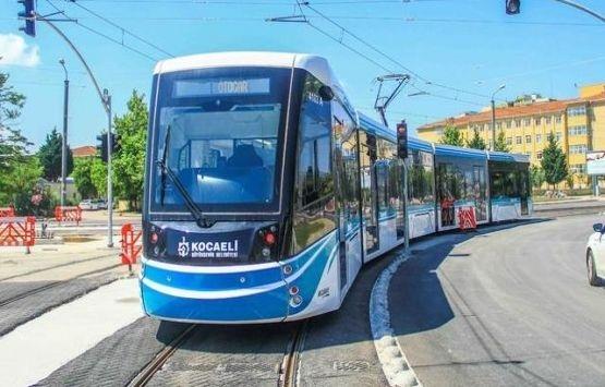 Akçaray tramvay hattında son durum!