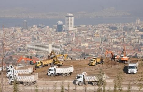 İzmir kentsel dönüşümle değer kazanacak!