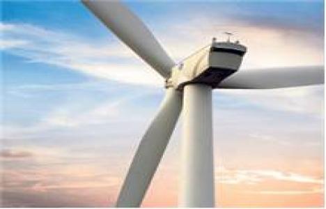 Tekirdağ'da rüzgar santrali
