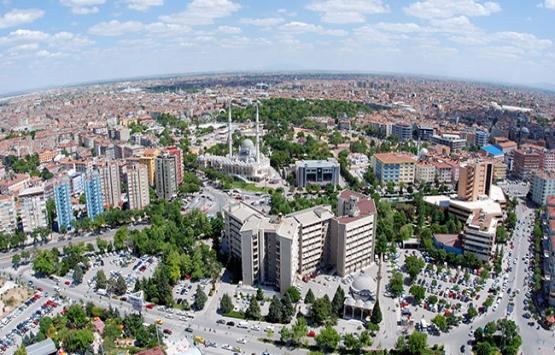 Türkiye Kızılay Derneği Konya kat karşılığı inşaat ihalesi 13 Haziran'da!