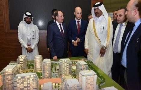 Türk şirketleri Katar'a