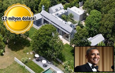 Obama'nınVineyard Adası'ndaki evi