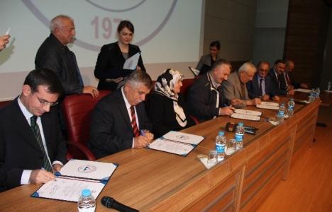 Erciyes Üniversitesi'ne yeni