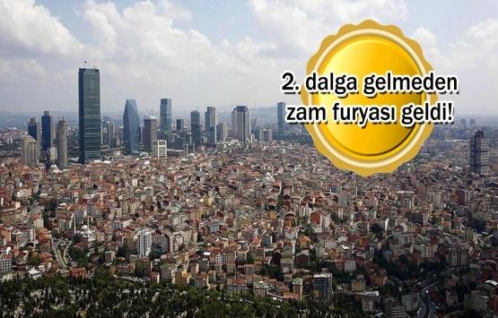 İstanbul'da konut fiyatları yeniden hareketlendi!