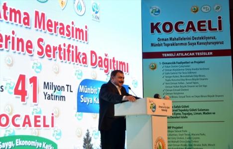 Kocaeli'de 41 milyon