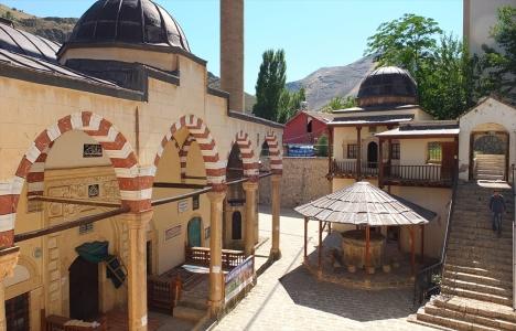 Elazığ Yusuf Ziya Paşa Camisi restore edilecek!