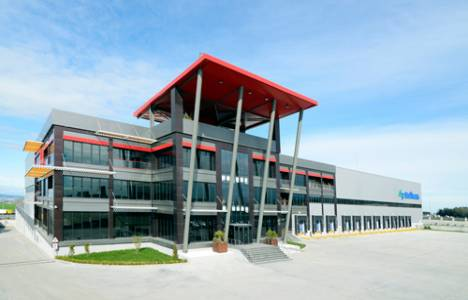 Sertrans Lojistik'in yeni merkezi Hadımköy'de hizmete girdi!