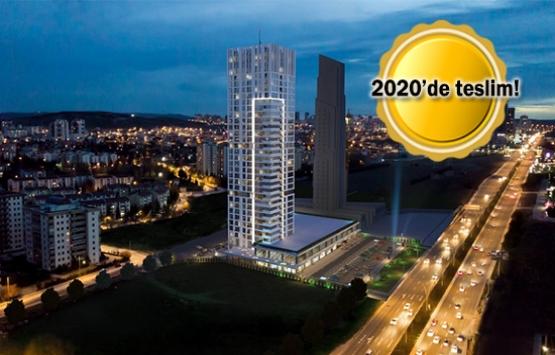 Çankaya Sisa Kule'de 249 bin TL'ye! Yeni proje!