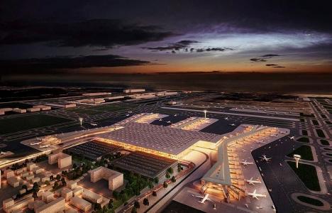 İstanbul Yeni Havalimanı tüm dünyada heyecan yarattı!