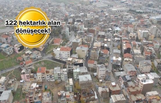 İzmir Gaziemir'de kentsel dönüşüm için düğmeye basıldı!