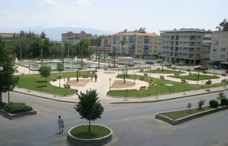 Nazilli'de kentsel dönüşüm