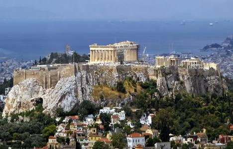 Atina'nın ilk camisinin