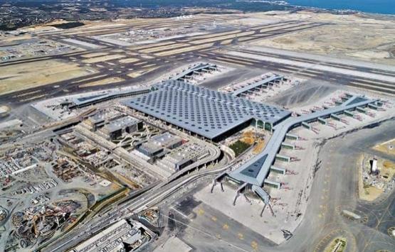 İstanbul Havalimanı mega