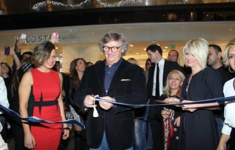 Alberto Guardiani ilk mağazasını Ankara'da açtı!