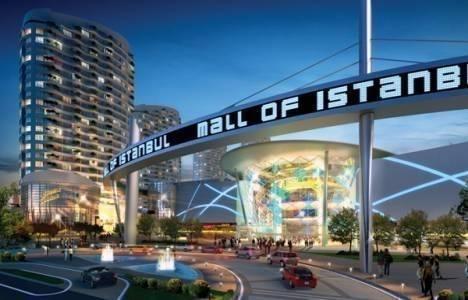Torunlar GYO Mall of İstanbul fiyatları!