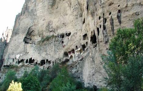 Başkentin keşfedilmemiş mağaraları