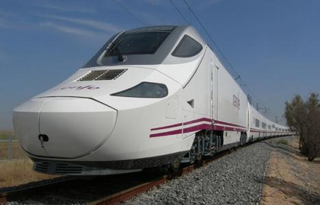 AB, İspanya'nın hızlı tren test merkezine izin vermiyor!
