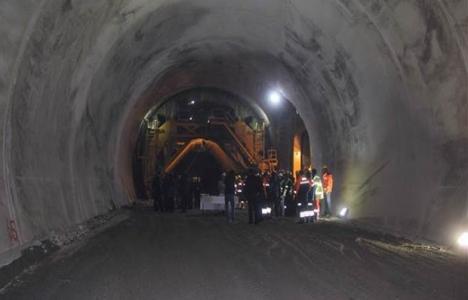 Ovit Tüneli'nde sona