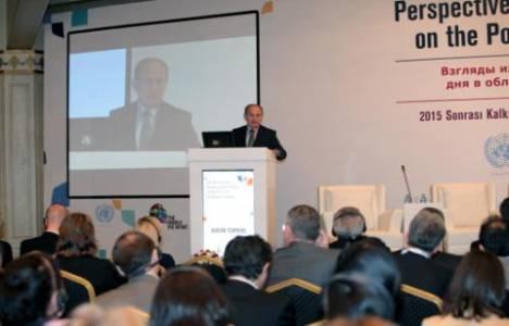 İstanbul BM Bölgesel İstişare Toplantısı'na ev sahipliği yapıyor!