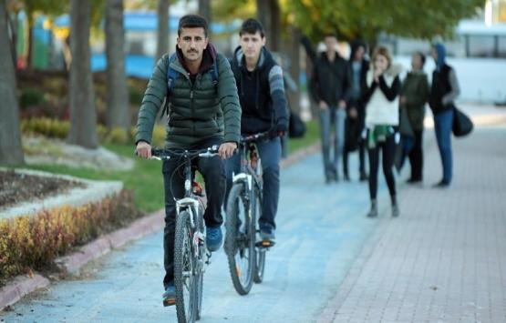 Belediyelere bisiklet yolu ve gürültü bariyeri desteği!