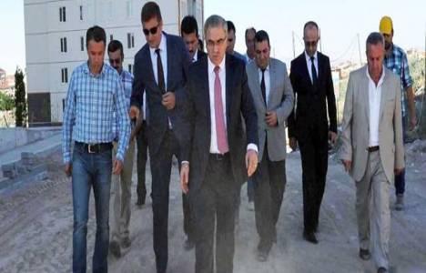 Mehmet Ergün Turan, Niğde ve Nevşehir'deki dönüşümü inceledi!