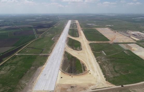 Çukurova Havalimanı arsaları kamulaştırıldı mı?