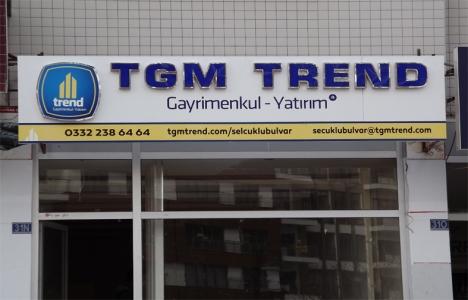 TGM Trend Gayrimenkul'ün