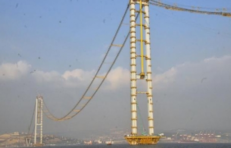 Körfez Geçiş Köprüsü 2016 Mart'ta ulaşıma açılacak!