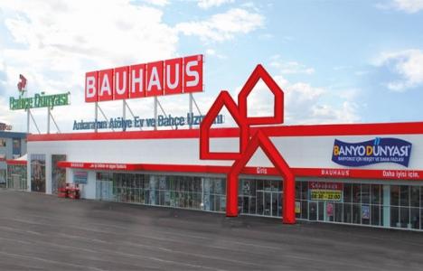Bauhaus Ankara'da 3'üncü şubesini 16 Mayıs'ta açacak!