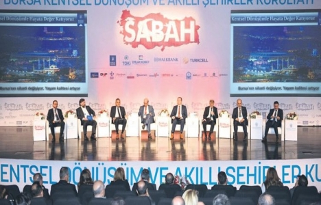 Kentsel Dönüşüm ve Akıllı Şehirler Kurultayı İzmir'de gerçekleşiyor!