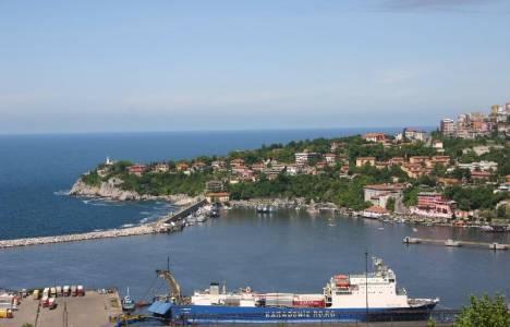 Zonguldak'ta 4 katlı