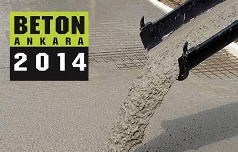 Ankara Beton Fuarı 17 Nisan'da!