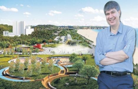 Antalya mega projelerle