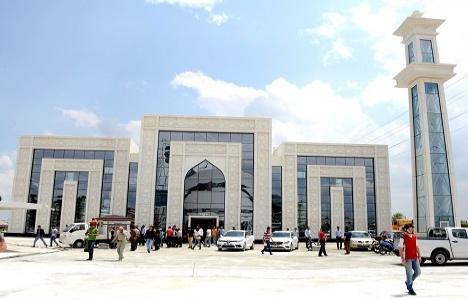 Konya Meram'da inşa
