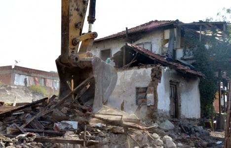 Ankara Ata Sanayi'deki 42 metruk yapıya yıkım kararı!