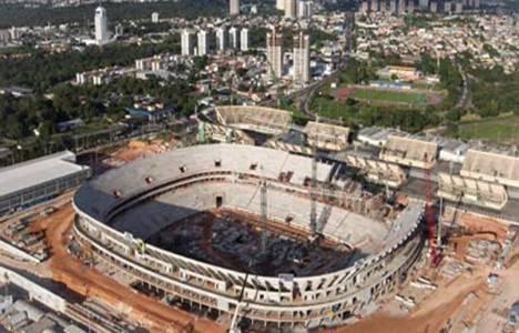 Brezilya'da stat inşaatları
