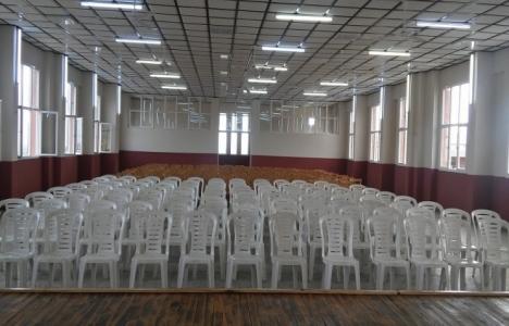 İzmir Ödemiş'teki düğün salonları yenileniyor!