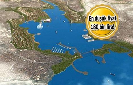 Kanal İstanbul'a yakın projelerde kampanya atağı!