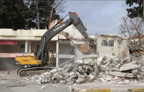 Şile Kent Meydanı ve Katlı Otopark projesi için çalışmalar başladı!