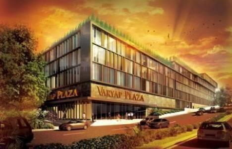 Varyap Plaza'da ofis ve dükkanlar tamamlandı!