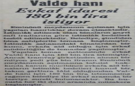1938 yılında Vakıflar