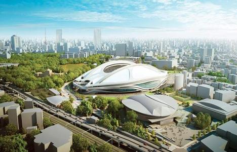 Tokyo'da yeni yapılacak
