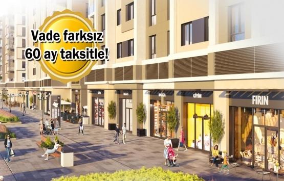 Başakşehir Avrasya Cadde dükkanları 1 Kasım'da satışta!